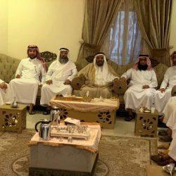 عيد الاضحى المبارك في مجلس سالم بن معيوف الفريح بالخفجي