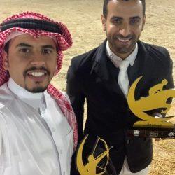 بيقاسوس بالمركز الاول في سباق الجياد التي لم تربح بميدان الملك عبدالعزيز بالرياض