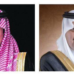 اتصال سمو امير منطقة نجران لأبناء الشيخ شرعان