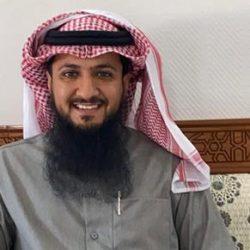 سعد بن فهد ال رمضان يحتفل بعقد قرانه